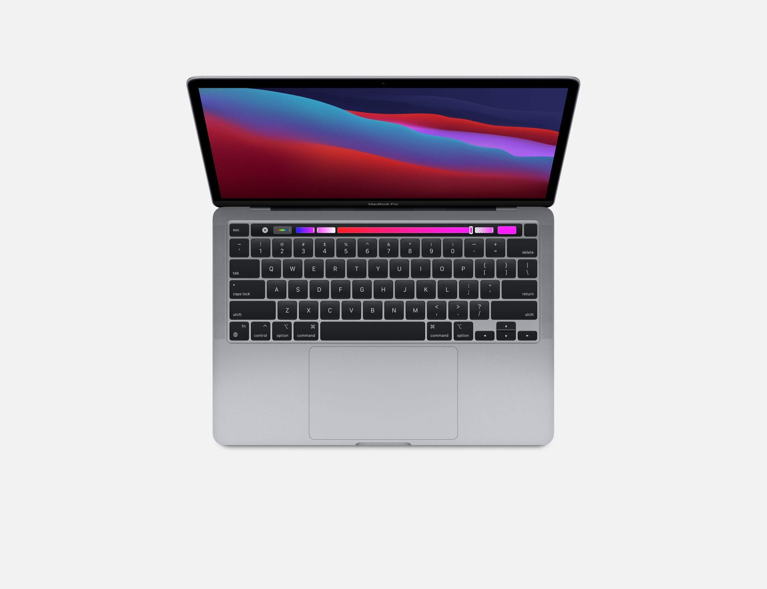 MacBook Pro 1 inch 1 - Retina Display - Touch Bar - Apple M1 Chip with  1-Core CPU and 1-Core GPU 1GB Storage